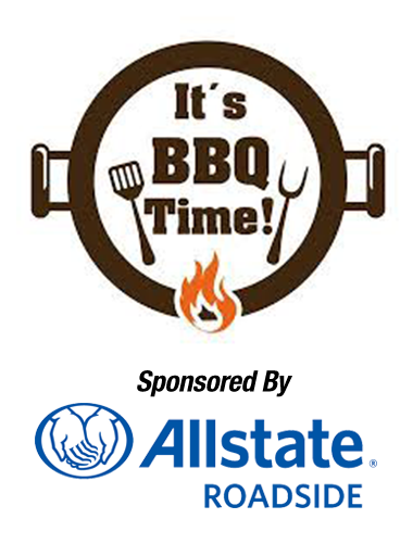Allstate Outside BBQ Lunch