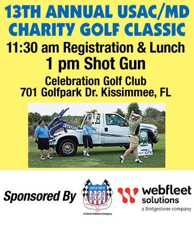 13th Annual USAC/MD Charity Golf Classic