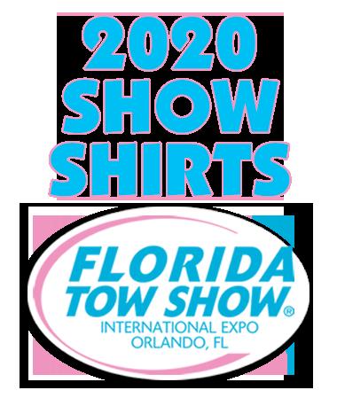 2020 Show Shirts